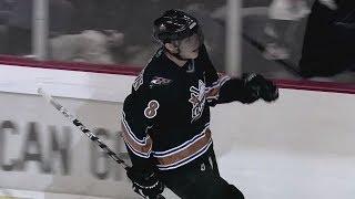 Первые 100 шайб Александра Овечкина в NHL...