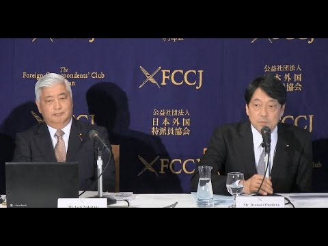 Nakatani & Onodera: Security options compiled by a policy research group in the ruling LDP party