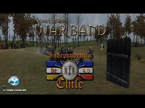 [GlobalGamers] M&B Warband: Mod Independencia de Chile #2