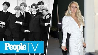 BTS' Beatles Transformation, Paris Hilton On Kim Kardashian Becoming A Lawyer | PeopleTV