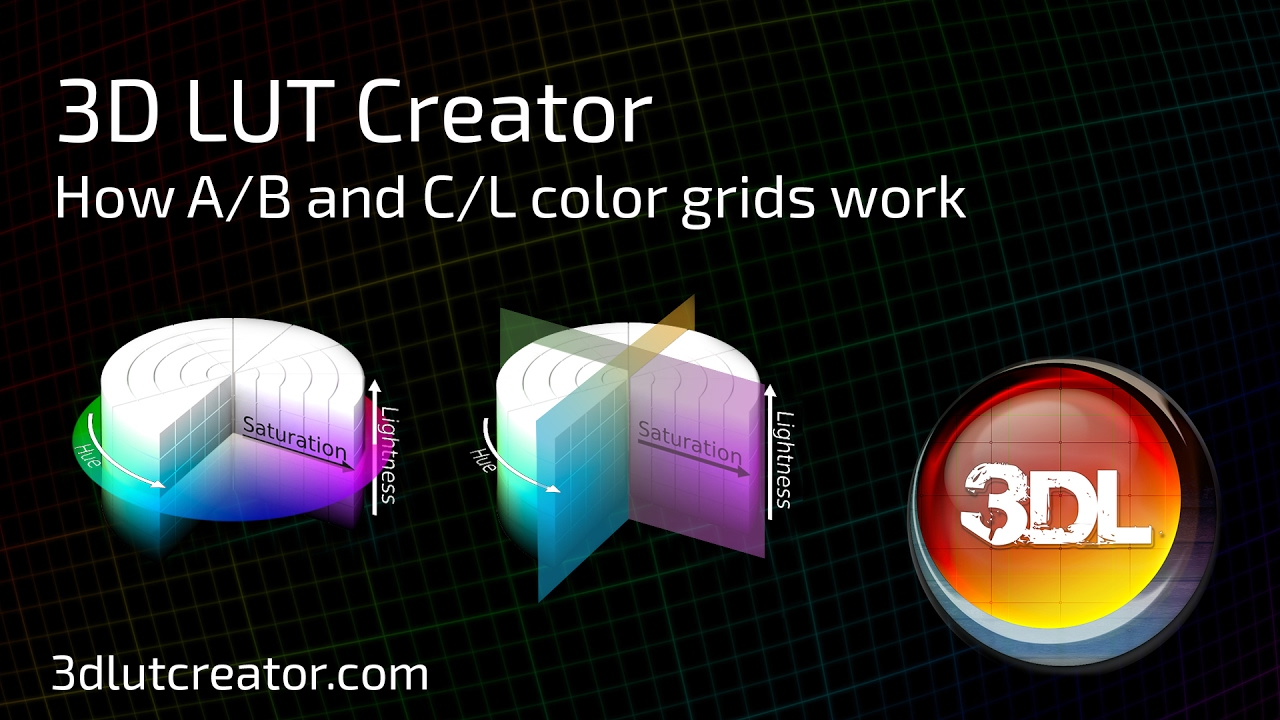 3d lut creator alternative