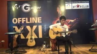 12h - Finger Style by MrBong [Offline21- diễn đàn Việt Guitar]
