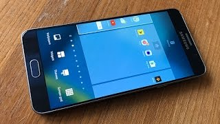 How To Make App Icons Smaller / Larger On Galaxy S7 / S7 Edge / Note 5 - Fliptroniks.com