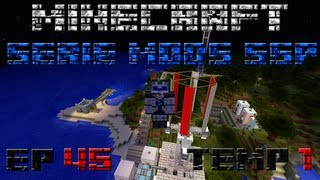 Minecraft: Serie Mods SSP Temporada 1 Episodio 45