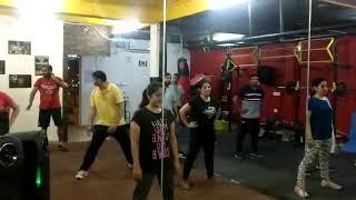 DJ Aqeel - Kehdoon Tumhen Dance Fitness Workout.