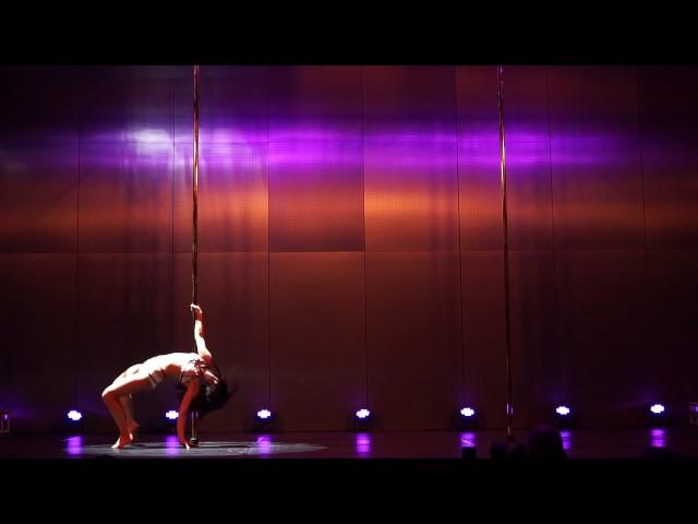 Natalia Tatarintseva - guest performance POLE DANCE SHOW 2017