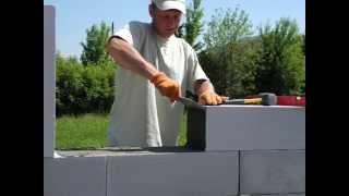 Как самому построить стены дома с газоблока 2 часть.(Как мы строили свой дом - стены с газоблока 2 часть. Как самому построить стены дома с газоблока 2 часть. как..., 2011-11-10T12:05:54.000Z)