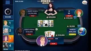 Poker Heaven: Free Texas Holdem Poker