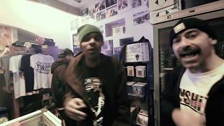 "BOSS-RAW ""Grand Collisionneur Fox Freestyle"""