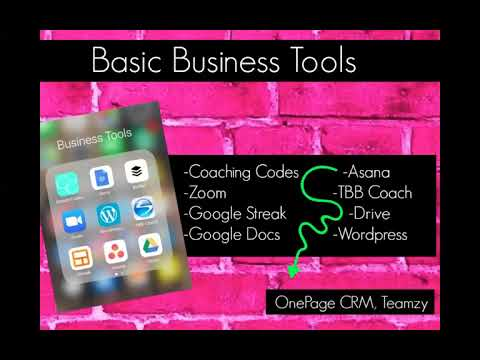 Social Media Tools and Resources to help build your business