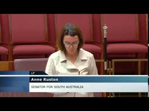 Australian Companies can enforce Investor Clauses Overseas: Senator Anne Ruston