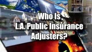 Public Insurance Adjuster Houston Texas - Who Are We?
