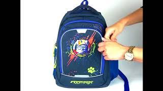обзор рюкзаков UFO PEOPLE для начальной школы