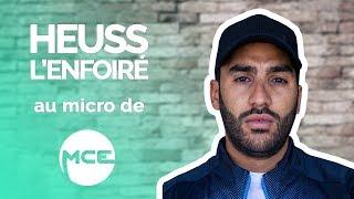 """L'interview d'Heuss l'Enfoiré pour la sortie de son album """"En Esprit"""""""