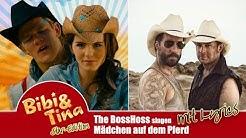 """The BossHoss singen """"Mädchen auf dem Pferd"""" aus Bibi & Tina Kinofilm"""