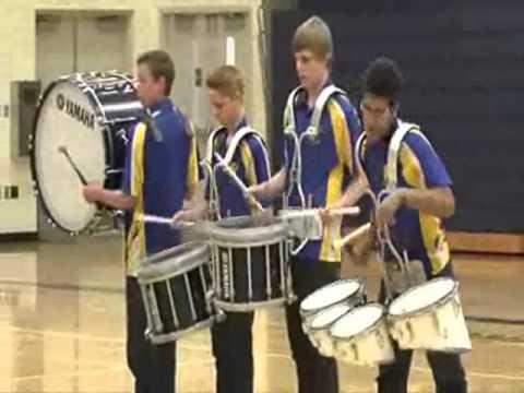 D&K Drumline Cadence Played by West Seattle High School's Drumline