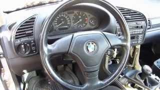 Comment démonter le volant sur BMW E36