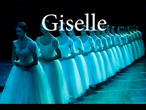 Giselle (with comments by Diana Vishneva and Vladimir Malakhov) - RussianBroadway.com