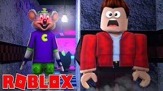 Roblox ESCAPE CHUCK E. CHEESE'S OBBY IN ROBLOX