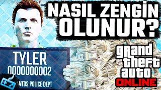 *YENİ SERİ* GTA 5 ONLINE'DA NASIL ZENGİN OLUNUR? SIFIRDAN BAŞLIYORUZ!! Bölüm #1