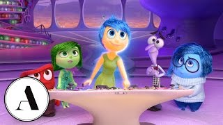 'Inside Out': Designing Characters for Pixar - Variety Artisans