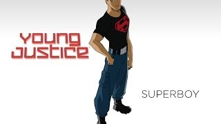 Young Justice: Invasion Superboy Tribute/AMV