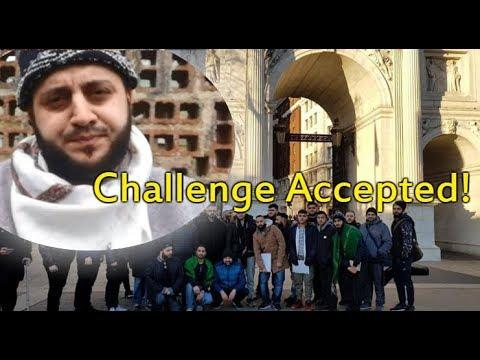 Ebn Hussein/Hassan Shemrani challenges Bayat Al Ghadeer