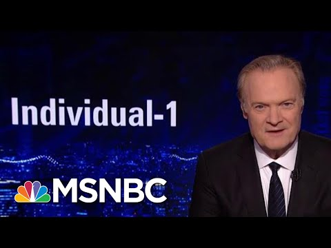 Prosecutors: Cohen Committed Crimes At The Dir Of 'Individual-1' Aka Trump   The Last Word   MSNBC