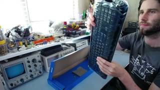 Microsoft 850 wireless USB keyboard unboxing\test\review