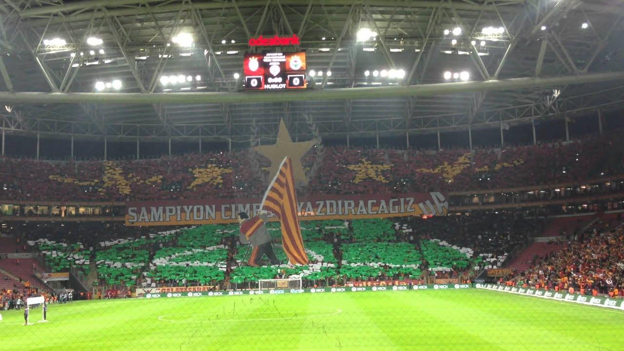 Galatasaray Fenerbahce Live Ticker