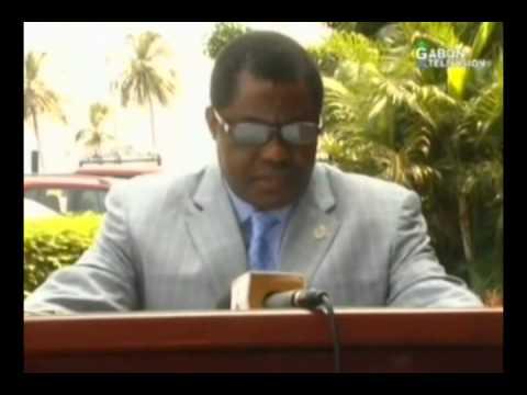 RTG-Signature de partenariat entre la poste gabonaise et groupe Nsia Vie Assurance