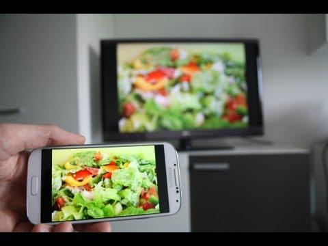 Samsung Galaxy S4 - Samsung Link // DLNA