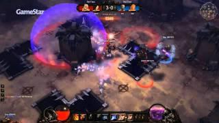 Diablo 3 - Multiplayer-Vorschau mit Koop und PvP von GameStar (Gameplay)