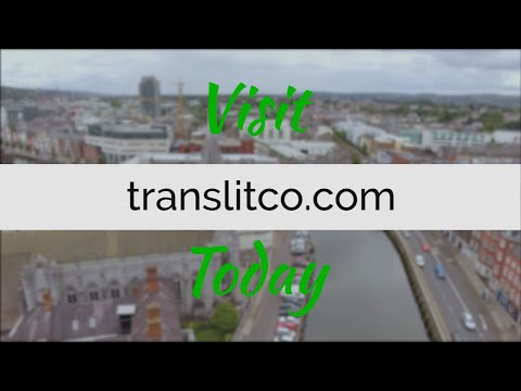 TRANSLIT - Translation, Interpreting, Localisation
