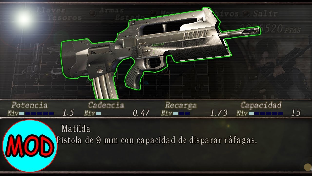 Resident Evil 4 Mod l Mini-Pack Skins Killer7 + sons by tomazm