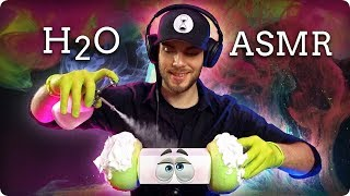 ASMR H2O Triggers – Foamy, Bubbly & Fizzy Tingles