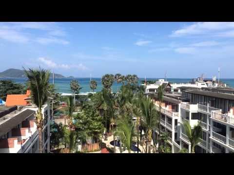 Sunset Beach Resort Phuket Hotels In Patong Beach Thailand