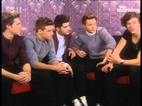 One Direction - Take Me Home With Chatup Lines On This Morning