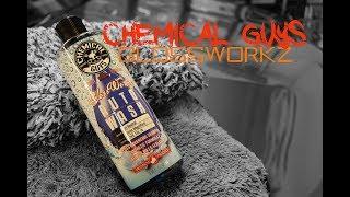 Chemical Guys Glossworkz auto wash shampoo review