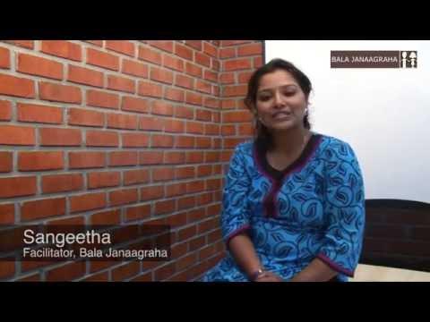 Bala Janaagraha Field Visit To DELL | Sangeetha