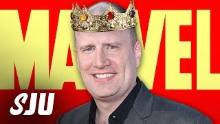 Kevin Feige Takes Complete Control of Marvel! | SJU