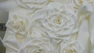 Принимаем заказы на большие цветы. оформление для любого мероприятия.обучение. Светлана Копцева