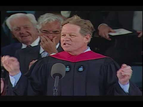 Harvard Commencement Speech 2010 - Jimmy Tingle