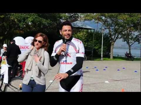 No limits cycling by George Himonetos 04-11-2012 Giannena video 1