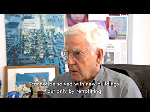 Albert Speer about the InnovationCity Ruhr project | Covestro