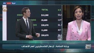 ورشة المنامة.. ازدهار الفلسطينيين أهم الأهداف