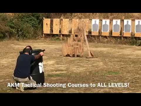 AKM Tactical Shooting Courses