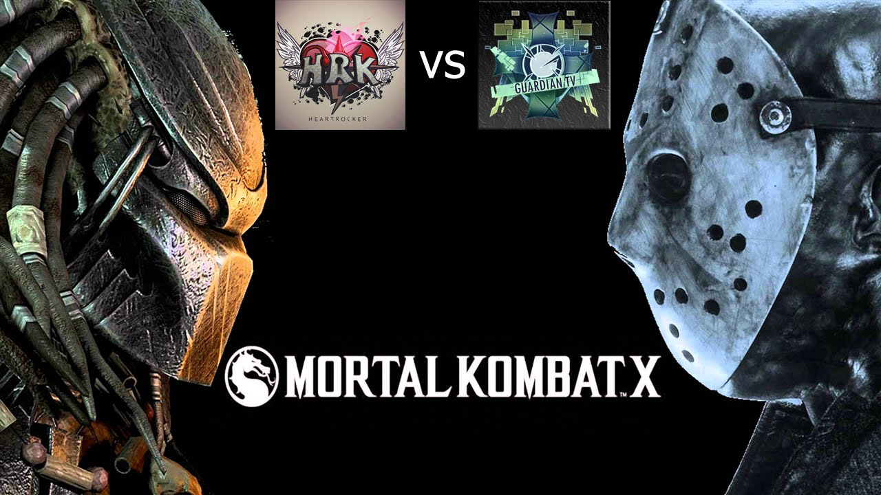 ปามีดอยู่ได้ Mortal Kombat X HRK vs GuardianTV - Part 5.5