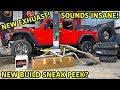 Rebuilding A Wrecked 2020 Jeep Gladiator Rubicon P