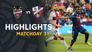 Highlights Levante UD vs SD Huesca (2-2)